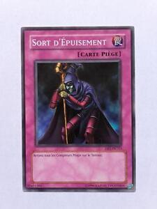 NEAR Comme neuf! Yugioh!! LE CLASSIQUE DRAGON DE RA PGLD-de031 Gold Secret Rare