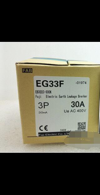 Fst  Mew  FUJI  EG33F 3P 30A   circuit breaker  free shipping