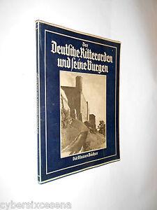Der Deutsche Ritterorden und Seine Burgen 1940 castelli ordine teutonico - Italia - Der Deutsche Ritterorden und Seine Burgen 1940 castelli ordine teutonico - Italia