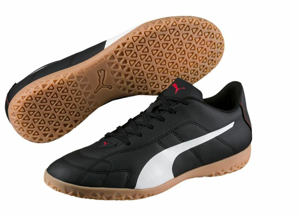Puma Classico C IT 104208-01 Hallenschuh, Fußball, Sport, Freizeit, Indoor