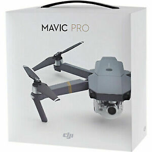 DJI-Mavic-Pro-Quadcopter-with-Remote-Controller-Grey-Never-flown-Perfect