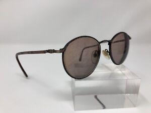 c3e45eb7673d Rhythm Eye Q Eyeglass Frames Earth Handmade 51 19 145 Round GK97
