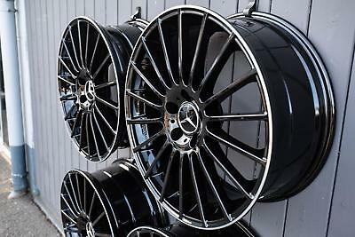 19 Zoll V4 Felgen für Mercedes CLA E Klasse W212 W213 C117 ...