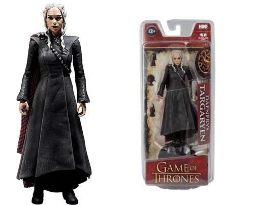 McFarlane Toys Game of Thrones Daenerys Targaryen action figure neuf Comme neuf on card