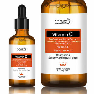 Organic-Pure-Vitamin-C-Serum-Hyaluronic-Acid-Anti-Wrinkle-Acne-Scar-Whitening