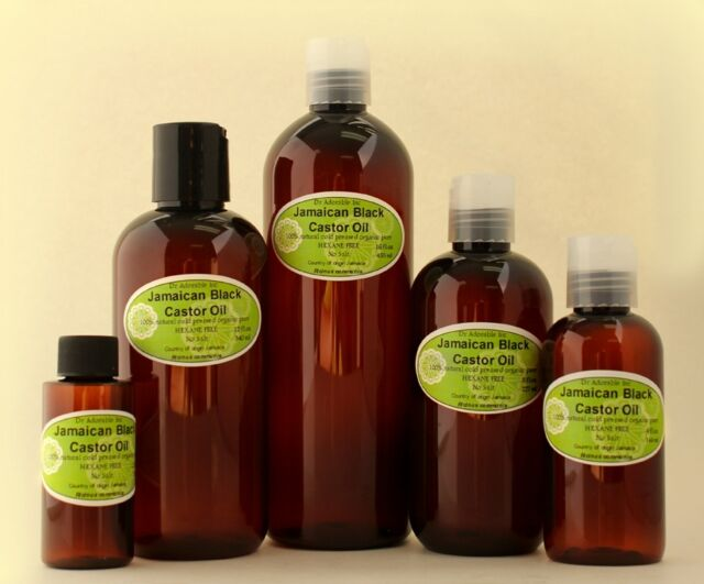 JAMAICAN BLACK CASTOR OIL ORGANIC BY DR ADORABLE HAIR FOOD 2 OZ UP TO GALLON