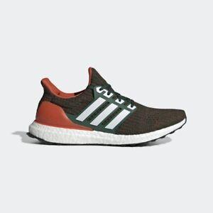 Men-039-s-adidas-Ultraboost-Shoes-Green-EE3702