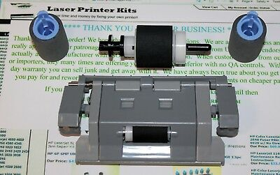 NEW HP COLOR LASERJET CP3525 CM3530 TRAY 2 PAPER JAM FIX KIT RM1-4966 RM1-4968