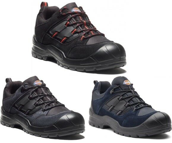 Dickies Mens Everyday Safety Work Shoes
