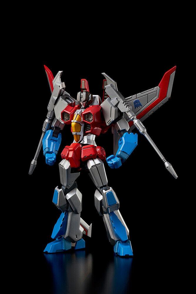 Transformers Starscream Plastic Model Kit FLAME