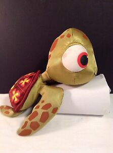 Applause Finding Nemo Plush Baby Turtle Squirt Disney 11 5 Ebay