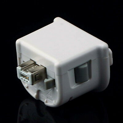 Motion Plus MotionPlus Adapter Sensor for Nintendo Wii Remote Controller FO
