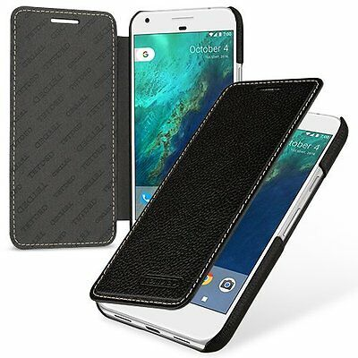 Tetded® Google Pixel XL  Hand Crafted Slim Genuine Cowhide Leather Case