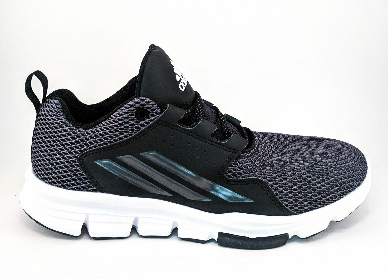 New ADIDAS MENS Gameday TR Price reduction Training Shoes, Black /Gray/ White Seasonal clearance sale