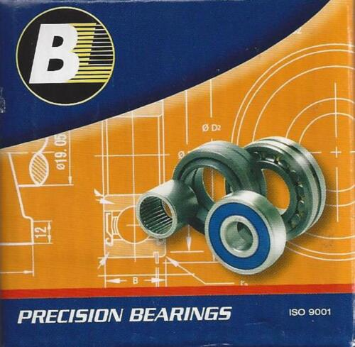 5204-2RS C3  10 PCS FACTORY NEW DOUBLE ROW SEALED BEARINGS SHIPS FROM THE U.S.A.