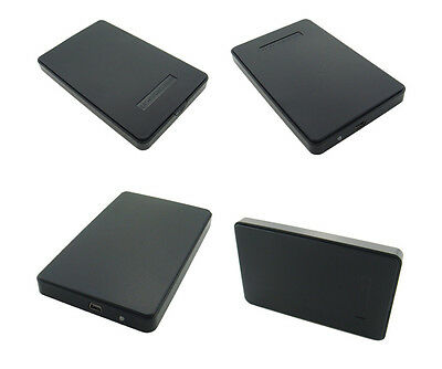 "USB3.0 SATA HDD 2.5"" Hard Disk Drive External Enclosure Cable Case Win XP/7/8/10"