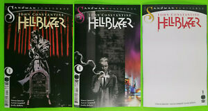 John-Constantine-Hellblazer-1-First-Print-Variant-or-Blank-NM-Black-Label
