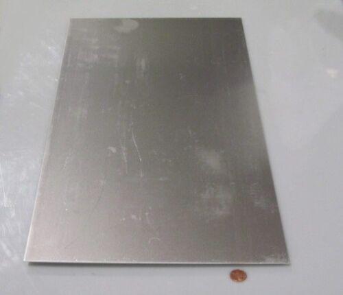 "Thick x 12/"" x 24/""  Length 1//16/"" 3003 Aluminum Sheet 1//2 Hard .063/"""