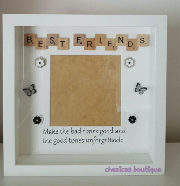 How To Make A Personalised Photo Frame Picture Frame Ideas
