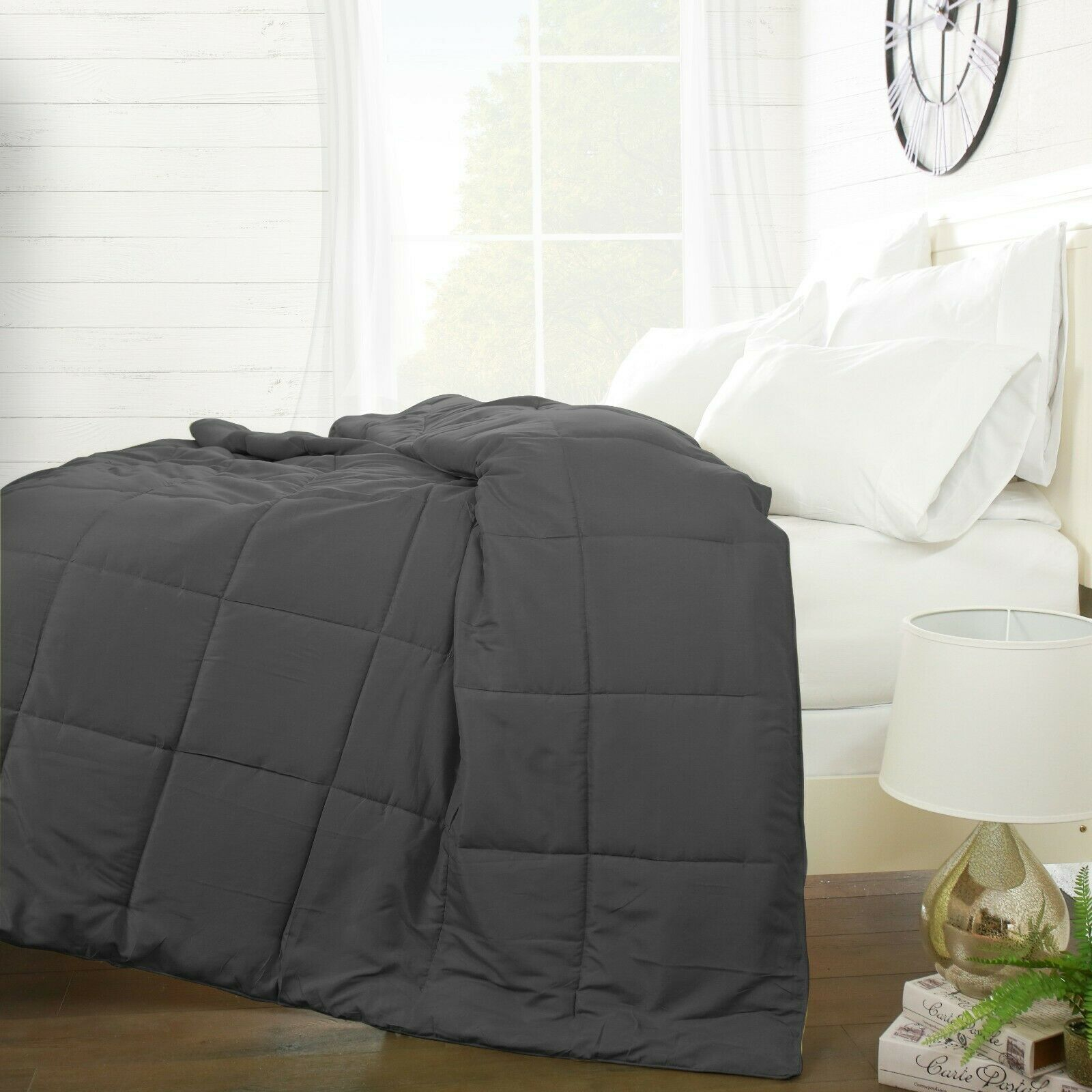 Classic Comforters Luxurious Bedding Collection by Sharon Osbourne Home