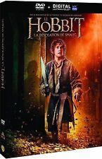 """DVD + Digital UV  """"LE HOBBIT  LA DÉSOLATION DE SMAUG"""" NEUF SOUS BLISTER"""