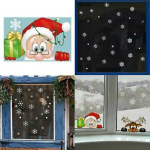 Merry-Christmas-Vinyl-Art-Removable-Home-Window-Store-Wall-Stickers-Decal-Decor