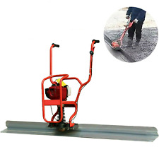 4 Stroke Gas Concrete Wet Screed Power Screed Cement 377cc 656ft Board Us