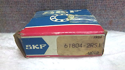 PART# 63009-2RS1-1 PC NEW SKF BEARING