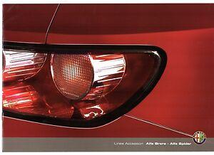 Alfa Romeo Brera Spider Accessories UK Market Sales - Alfa romeo spider accessories