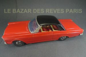 MODERN-TOYS-FORD-GALAXIE-500-coupe-tole