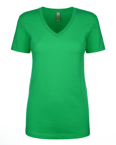 Next Level Womens Ideal V neck T Shirt S M L XL 2XL 1540-N1540