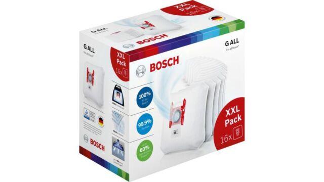 Bosch Staubsaugerbeutel  XXL Pack 16 Beutel BBZ16GALL