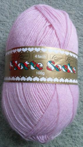 Chaussettes laine sockengarn laine tricot laine Rellana flotte Chaussette fb.910 100 g NEUF