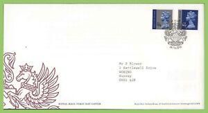 Graham-Brown-2010-conjunto-de-entrega-especial-de-Royal-Mail-primer-dia-cubierta-Windsor