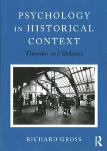 Psychology-in-Historical-Context-Theories-and-Debates-9781138683853-Brand-New