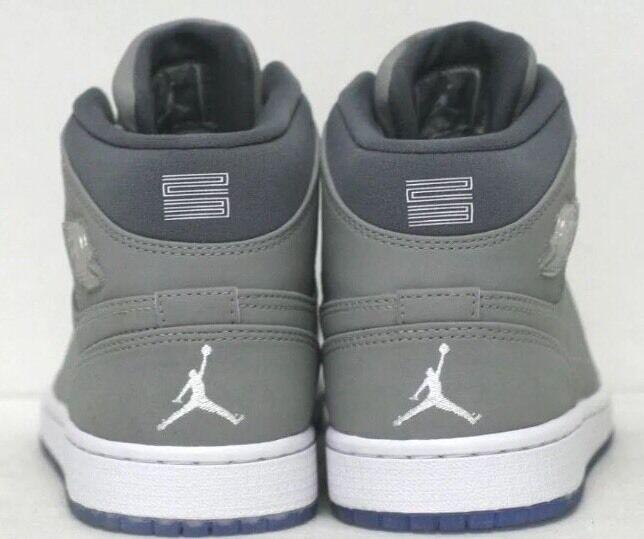 Nike Air Jordan 1 retro 95 Cool Gris Gris Cool SZ 10,5 Medium Blanco 11 XI 628619-003 el último descuento zapatos para hombres y mujeres 825498