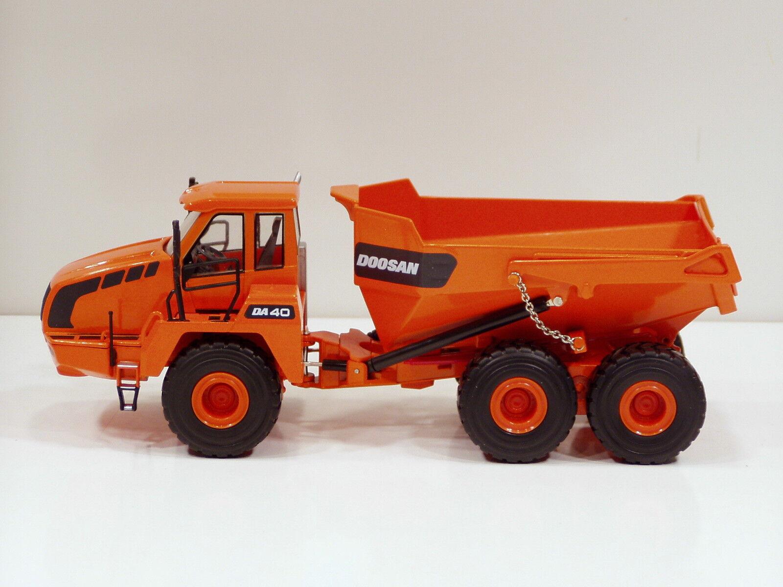 Doosan DA40 Dump Truck - 1 50 - Brand New