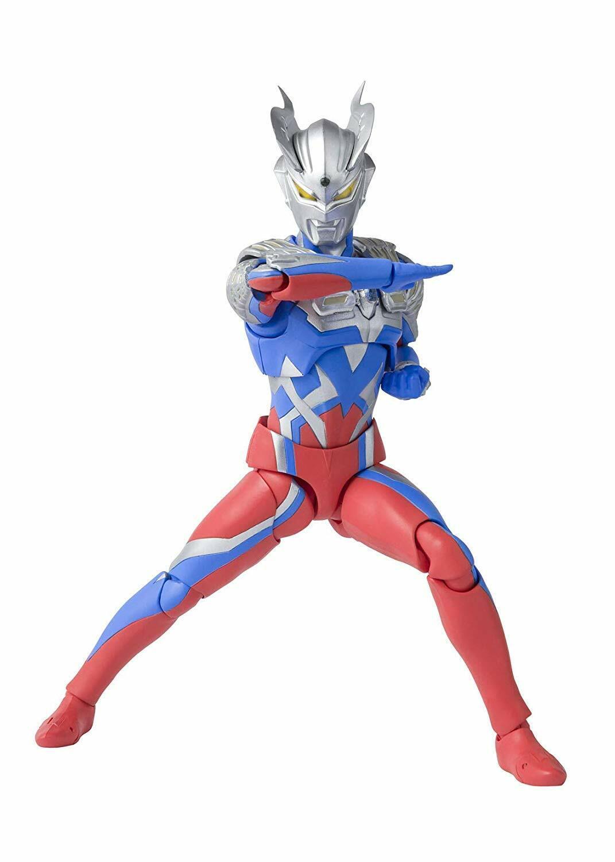 Bandai Tamashii Nations S.H. Figuarts Figura de Acción Ultraman Zero