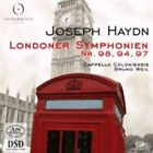 Haydn Londoner Symphonien Nr. 98 94 97 CD