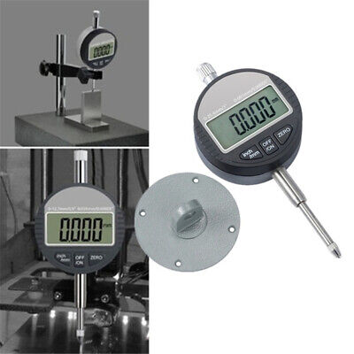 "Digital Precision Tool 0.01mm Measuring Dial Indicator Gauge 0-12.7MM//0.5/"" BI818"