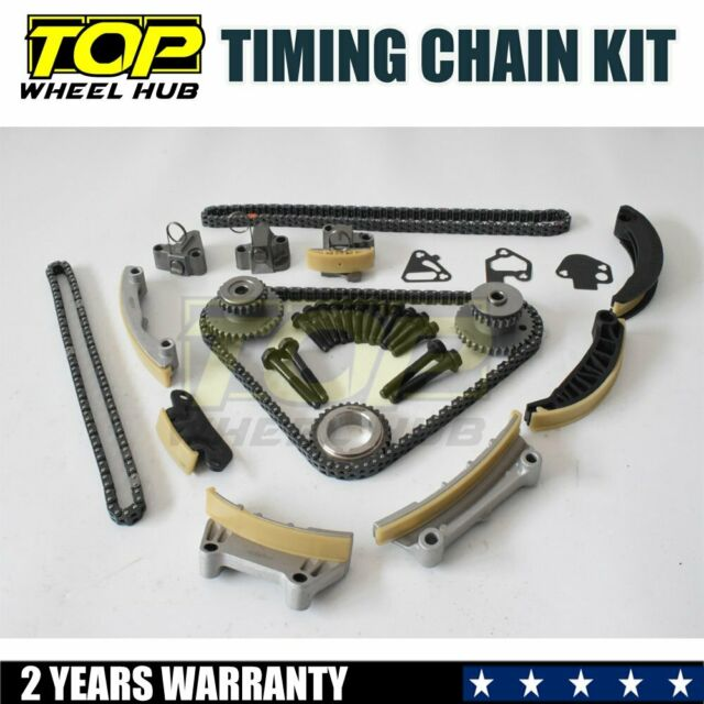 Timing Chain Kit Fits 09-13 BUICK ENCLAVE 07-08 LACROSSE 3