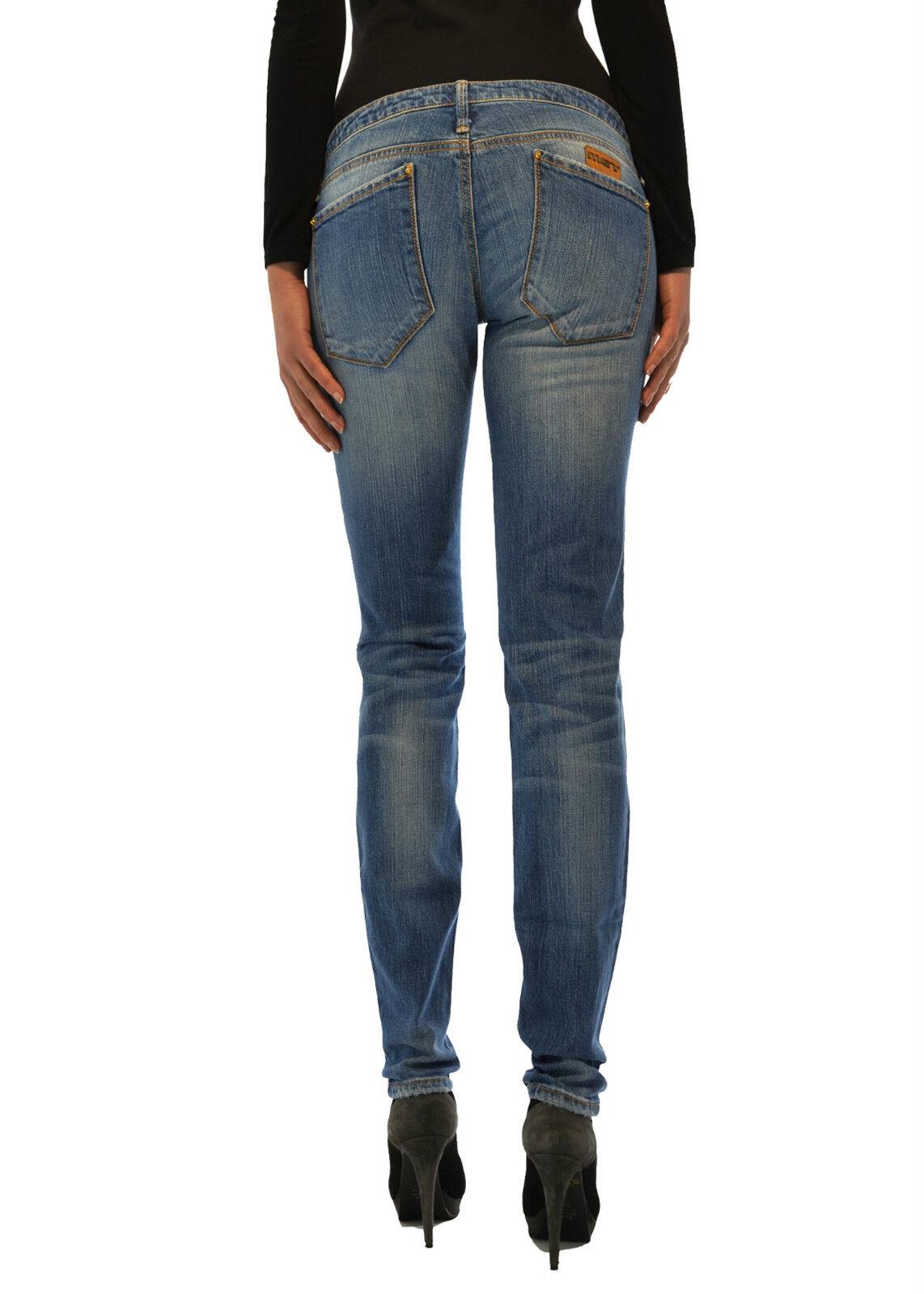 Pantaloni donna MET Jeans vita bassa    in PROMOZIONE 774335