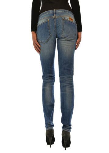 Pantaloni donna MET Jeans vita bassa  in PROMOZIONE