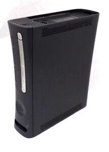 MICROSOFT-XBOX-360-S-MATTE-BLACK-CONSOLE-HDMI-KINECT-No-HDD