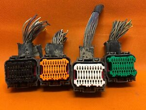 05 DODGE RAM TRUCK 1500 5.7 ECM ECU PCM WIRING HARNESS PLUGS CONNECTORS 958  930 | eBayeBay