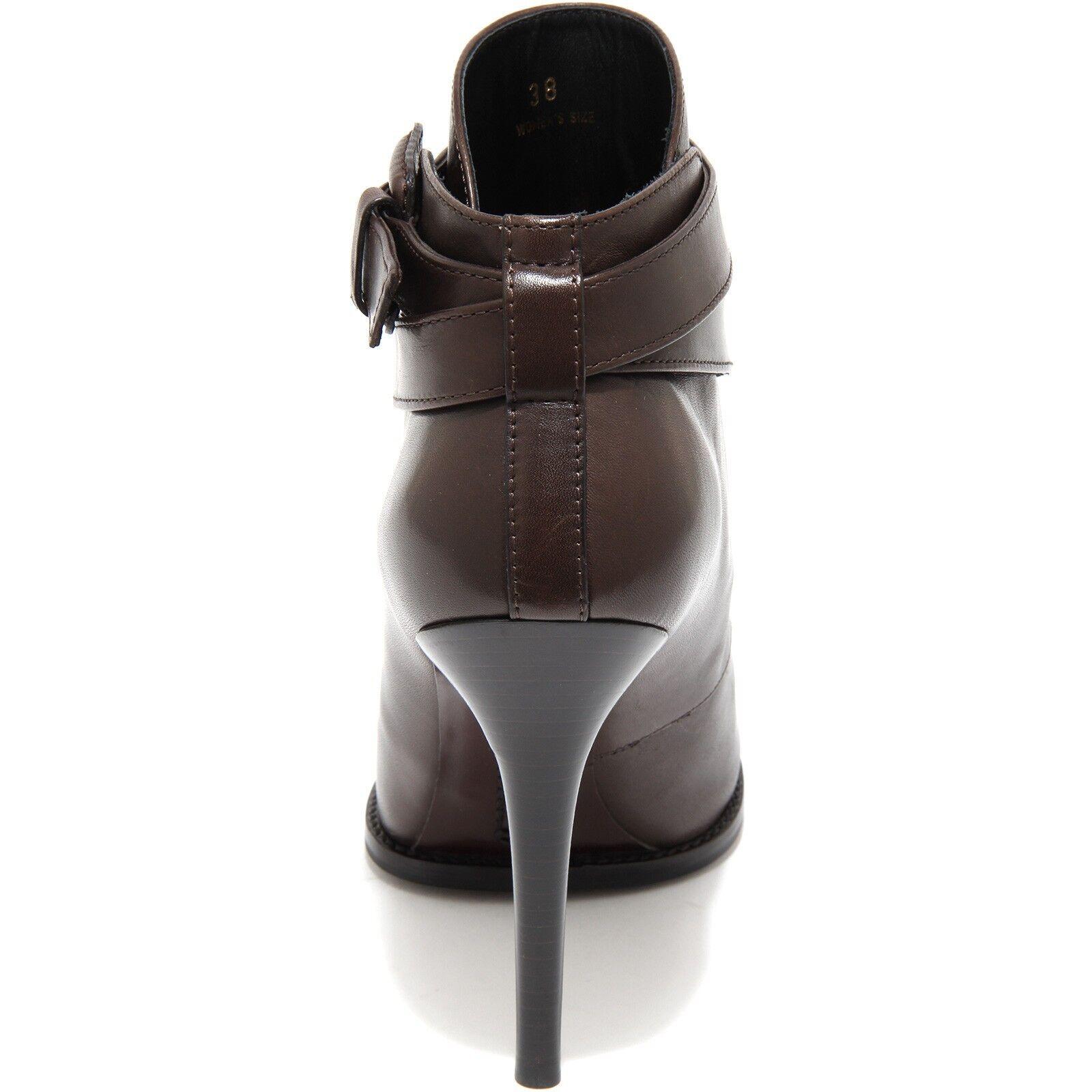 80467 tronchetto Tod's Gomma t110 si Fibbia Fibbia Fibbia Scarpa Stivale mujer botas zapatos Wom 81f4f5