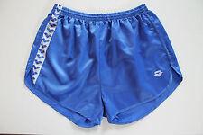 ARENA Vintage Shorts Gr.XL NEU Sporthose Short Sport Nylon Glanz shiny blau