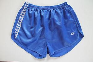 2-Stueck-ARENA-Vintage-Shorts-Gr-XL-NEU-kurze-Sporthose-retro-Nylon-Glanz-adidas