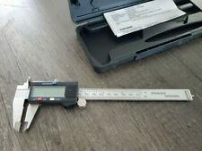 6 150mm Electronic Led Digital Caliper Vernier Micrometer Ruler Gauge Stainless