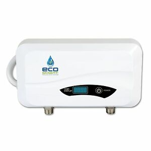 Ecosmart POU 3.5 Point of Use Electric Tankless Electric Best Hot Water Heater